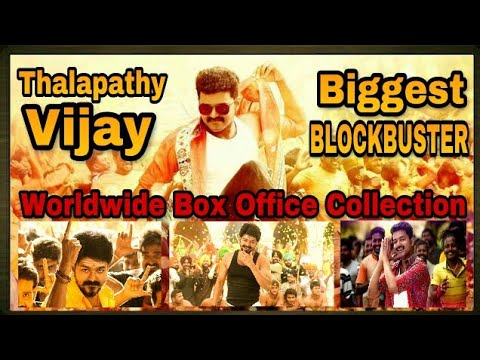 Mersal Worldwide Box Office Collection-21th Oct 2017(Thalapathy Vijay Biggest Blockbuster Movie)