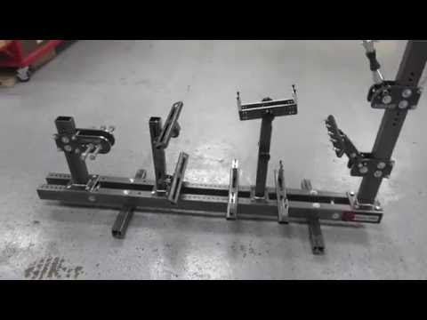 Making A Custom Motorcycle Frame Jig Using The Tormach