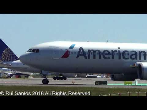 American Airlines Boeing 767-323ER(W) N389AA (cn 27449/564)