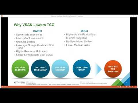 VMware VSAN webinar