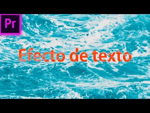 Blended VIDEO & TEXT Animation Effect   Adobe Premiere Pro CC 2017 How To Tutorial Luma Fade Wipe