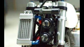 4 Tipos de Refrigeración en Motocicletas