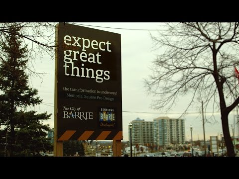 Barrie:  Ontario's Best City?