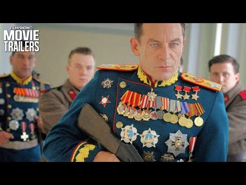 The Death of Stalin | first trailer for Armando Iannucci's Soviet satire