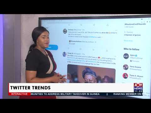 Twitter Trends: Next elections will be a 'do or die' affair at the polling stations' -Mahama(8-9-21)