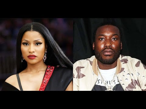 Nicki Minaj Throws Meek Mill Under The Bus In Recent Interview?!?!