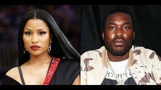 Nicki Minaj Throws Meek Mill Under The Bus In Recent Interview?!?!