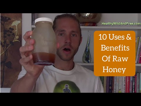 Health Benefits Of Raw Honey (Sleep, Energy, Immunity & More!)