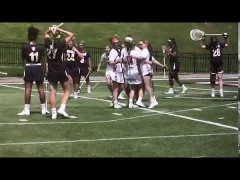 Hannah Marshall's Game Winning Goal in the 2018 MEC Tournament Finals