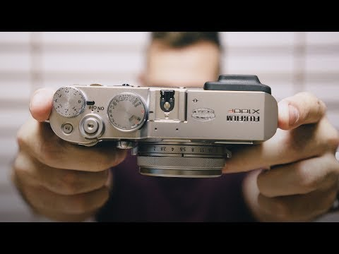 BUYING A NEW CAMERA IN JAPAN! — FUJIFILM X100F