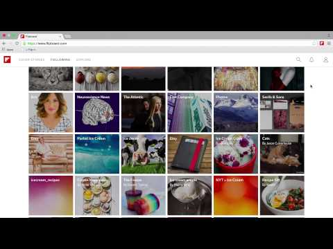 Introducing Flipboard for the Web