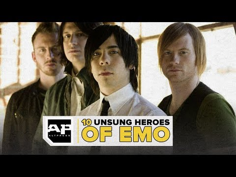 10 Unsung Heroes of Emo That You NEED To Know Mp3