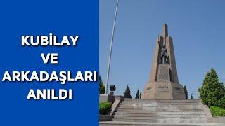 Asteğmen Kubilay Ve Arkadaşları, İzmir'de Düzenlenen Törenle Anıldı