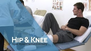 At Home After the Operation | Arthroscopy