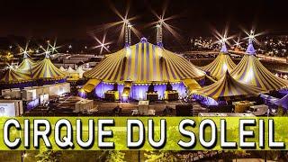 Las Vegas | Cirque du soleil: o, luzia, crystal