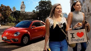 Montevideo, Uruguay — City Walking Tour【4K】🇺🇾