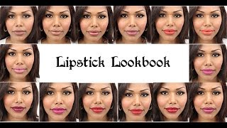 Lipstick lookbook (Perfect for pigmented lips) Thumbnail