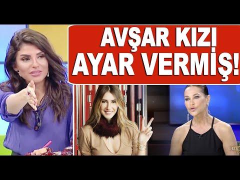 Hülya Avşar, Şeyma Subaşı'nı fena bozmuş!