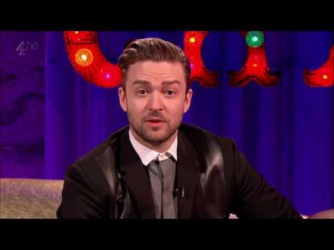 Justin Timberlake - Interview + Take Back The Night (Alan Carr Chatty Man) (1080p)