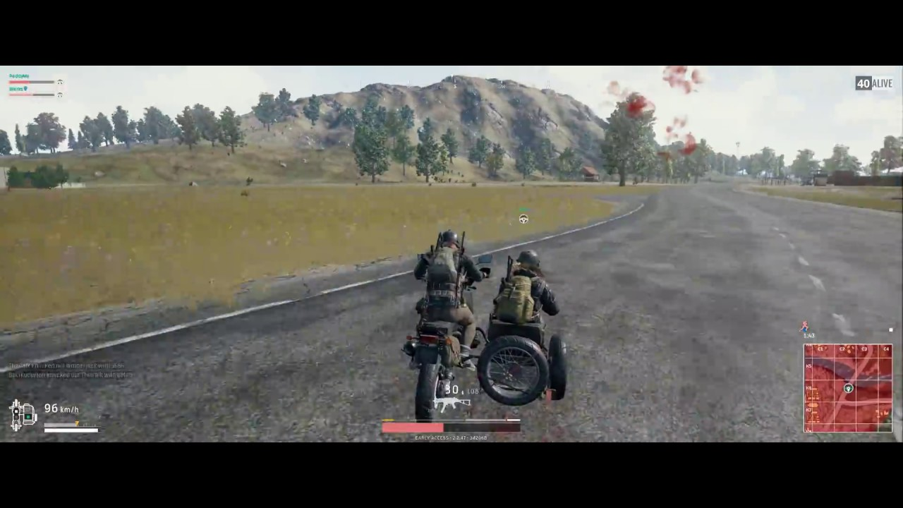 Playerunknown Battlegrounds Red Zone