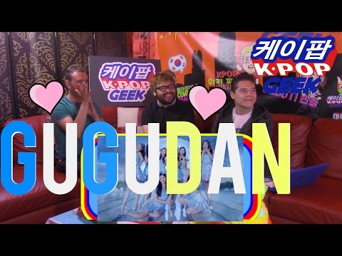 구구단 (gugudan) - Wonderland MV Reaction #FANBOYS