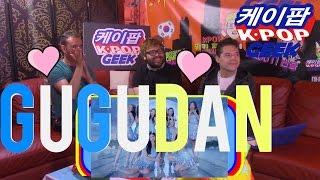 구구단 (gugudan) - Wonderland MV Reaction #FANBOYS