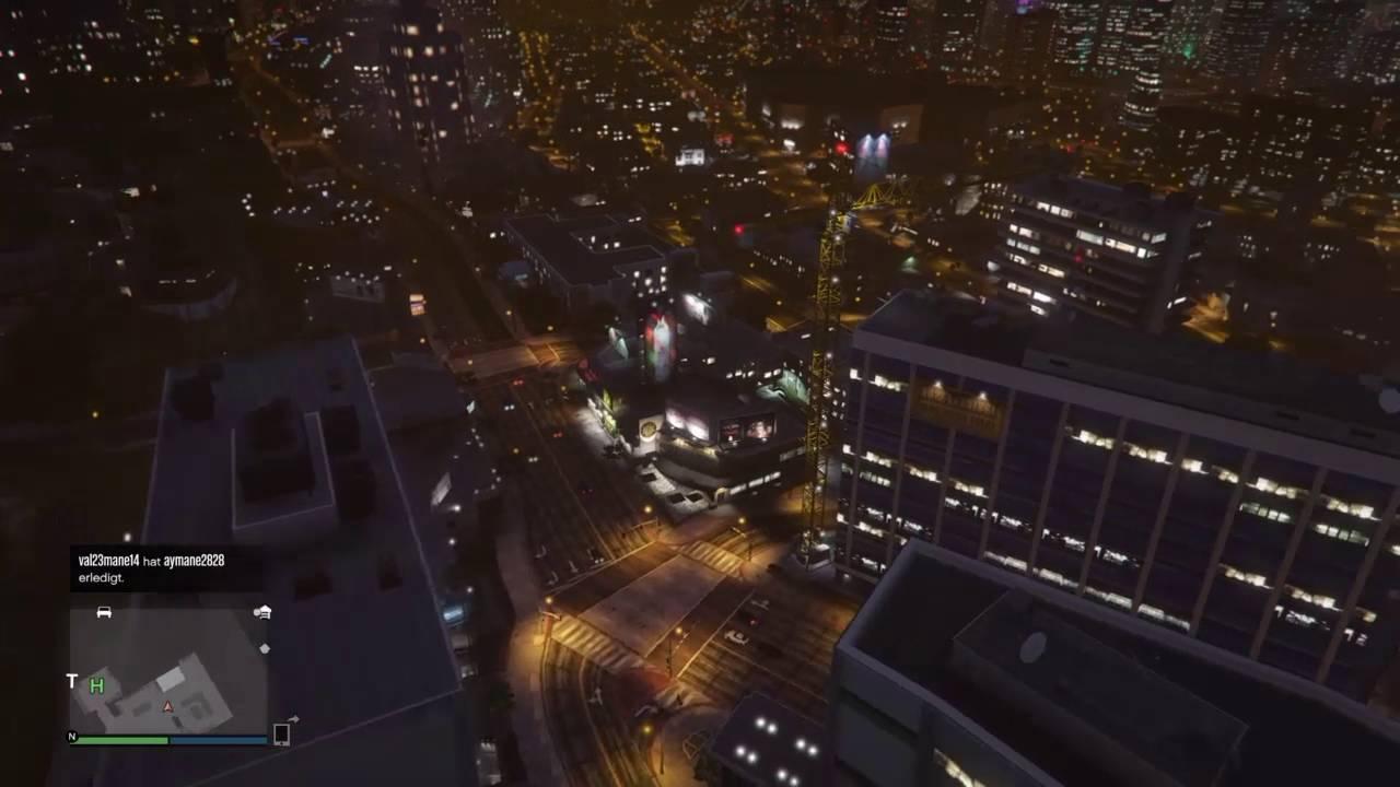 GTA 5 Online Bugs 002  Der Gitter Glitch und Haus Erkundung - YouTube