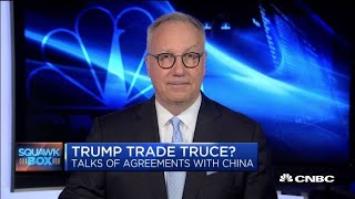 China must make long-term commitments to the US for a trade tr…