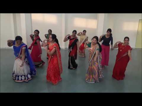 Resham Ka Roomal (Danspire Choreography)