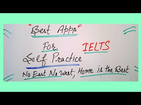 BEST APPS FOR SELF STUDY | IELTS