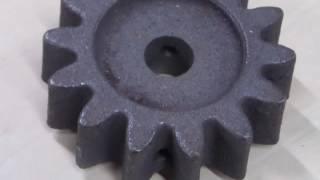 Шестерня к бетономешалке (краткий обзор)