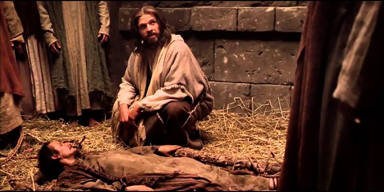 14  Jésus pardonne les péchés d un paralytique et le guérit