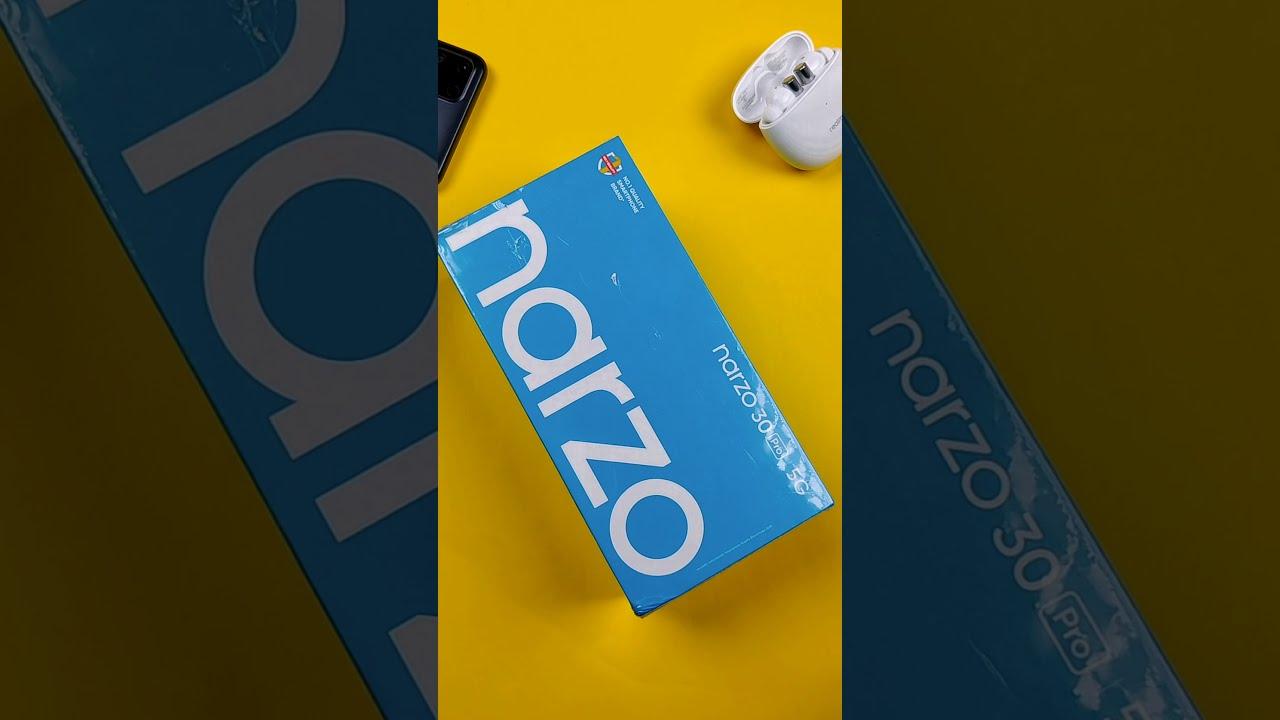 Narzo 30 Pro Unboxing⚡⚡⚡