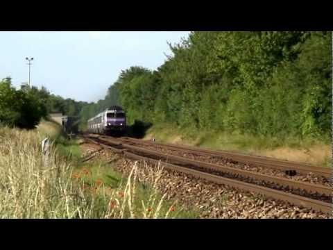 Compilations de klaxons de trains - Trains horn compilation