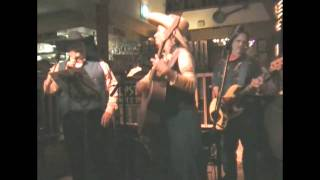 MISS DEVON & THE OUTLAW - Ding Dong Daddy (Live, 2011)