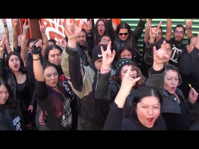 Angel de Metal - Noche de Cuero y Metal (Videoclip)