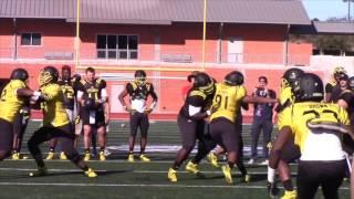 QB Tua Tagovailoa throws at Army Bowl practice