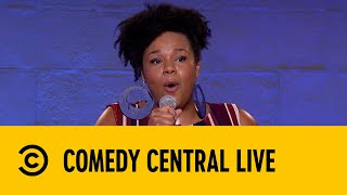 Desiree Burch On What It Takes To Get Off Via Dating Apps | Comedy Central Live
