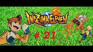 """Let´s Play Inazuma Eleven [Blind] #21 -""""gewagtes Manga erhalten""""?"""