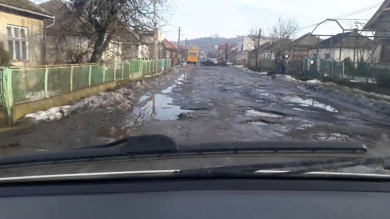 """Результат пошуку зображень за запитом """"жахливі дороги після зими"""""""