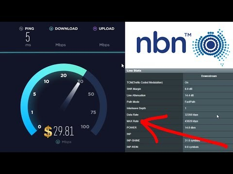 Is your ISP lying to you? | Find out your NBN Co Max speed | Tech Man Pat