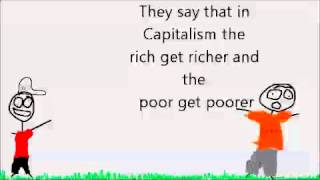 Capitalism vs. Communism vs. Socialism - McGee Project 2014