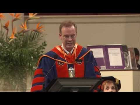 Chancellor Syverud's Inauguration Address