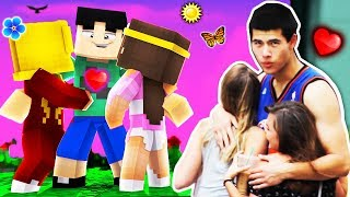 How I got a Minecraft GIRLFRIEND... 💕