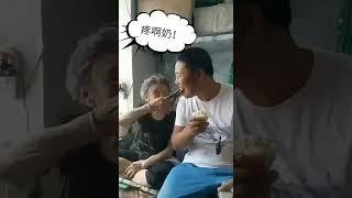 Сын обманул свою мать