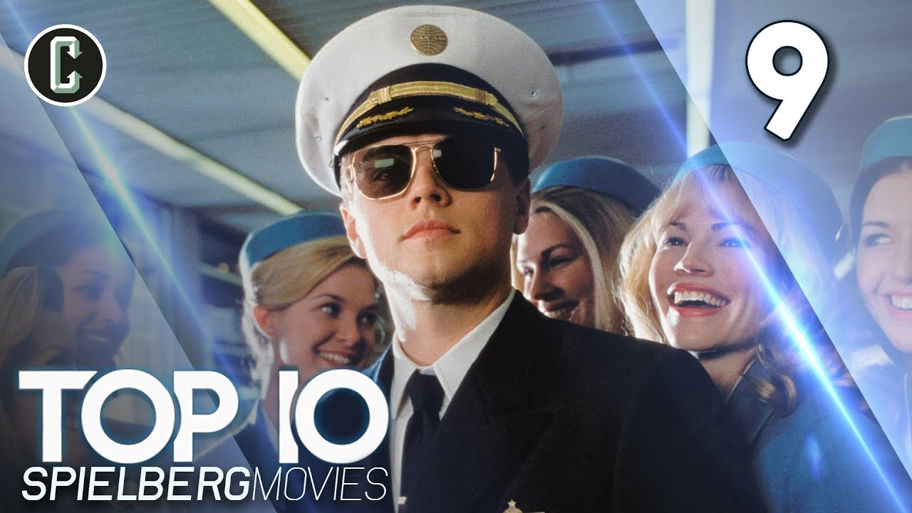 Top 10 Spielberg Movies Catch Me If You Can 9 Youtube
