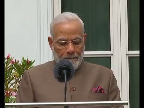 Joint Press Conference by PM Shri Narendra Modi & PM of Netherlands Mr Mark Rutte in Netherlands