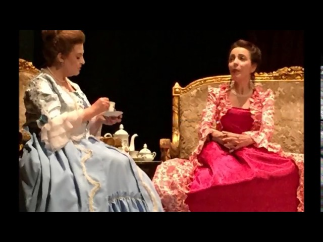 Las Amistades Peligrosas - Teatro Arcón de Olid
