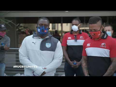 Elton Jantjies Rugby Unite Challenge
