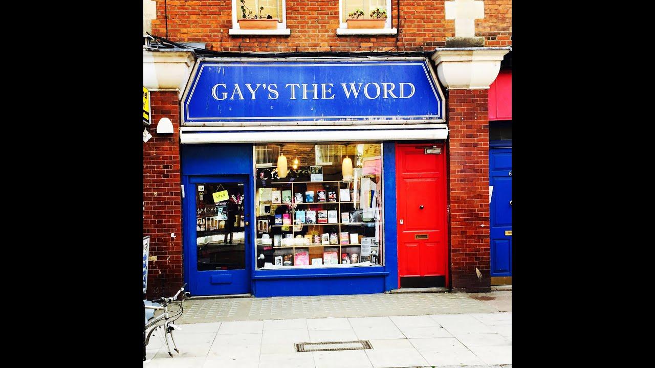 Kết quả hình ảnh cho Gay 's The Word 12 , 66 Marchmont Street , London , WC1N 1AB